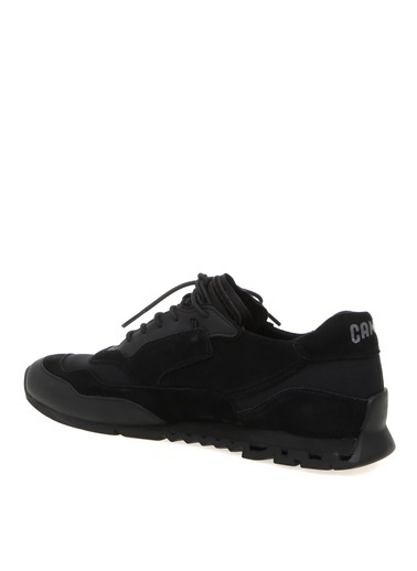 Camper Camper K100436-021 Siyah Erkek Sneaker Siyah
